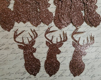 Die Cut Deer Heads/Buck.    #ART-68