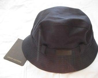 Authentic LV Louis Vuitton Damier Fisherman's Hat