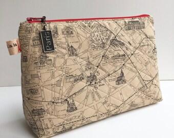 Pouch - Zippered Pouch - Cosmetic Pouch - Coin Purse - Pencil Case - Travel Pouch - MakeUp Pouch - Dance Bag - Purse Pouch - Gadget Case