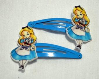 Alice Hair Clips