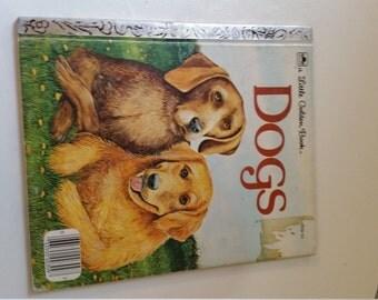 Little Golden Books - Dogs