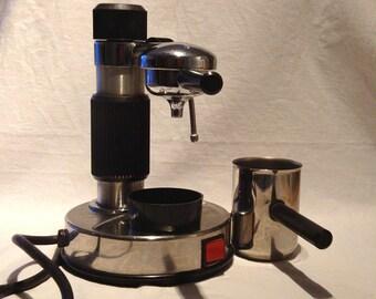 AMA Milano Electric Espresso Machine - Vintage