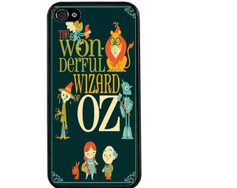 Book Cover Wonderful Wizard of Oz Case for 6/6s or 6 Plus  - Original, Creative, and Awesome!