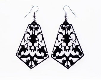 Gothic Lace earrings
