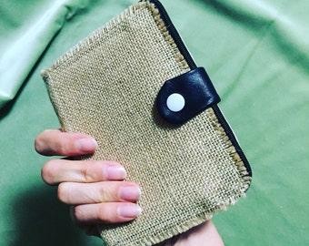 Portafoglio Wallet Iuta Purce Fabric Wallet