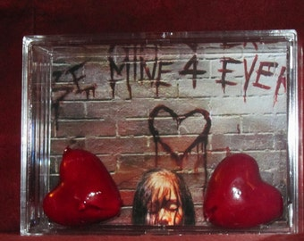 My Bloody Valentine!! Victom Bloody Heart Display