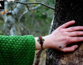 Micromacrame bracelets, r...