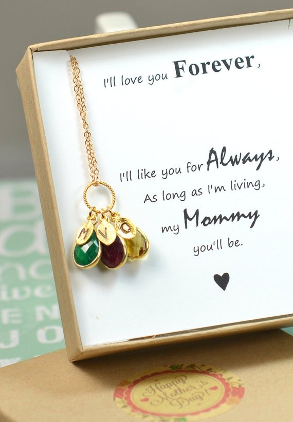 jewelry for mom from daughter