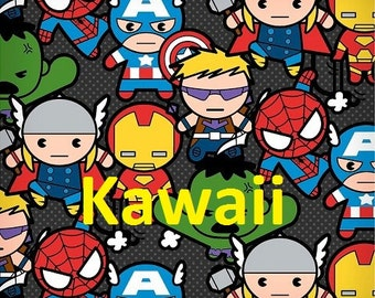Kawaii Crib Bumper