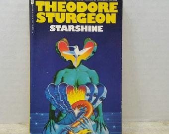 Starshine, 1977, Theodore Sturgeon, vintage sci fi, science fiction