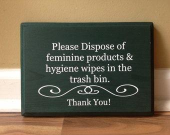 Bathroom Signs Please Do Not Flush do not flush hopes dreams puppies kitties sign plaque bathroom