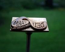 Power 150Watt - DHL worldwide 1-2 days - Wood Branding Iron with custom stamp with electric heater -110V /150W