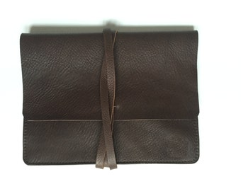 Leather ipad, tablet, case, sleeve.