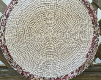 Tribal pattern table topper