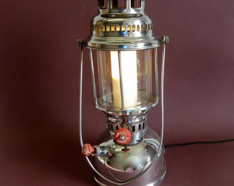 table lamp vintage lantern