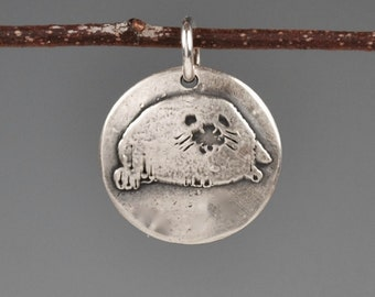 Harp Seal totem-talisman-charm-amulet-spirit animal-power animal