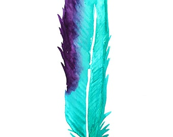 Feather Art 005