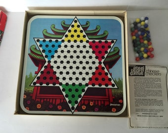 Steel Board Chinese checkers