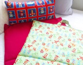 Children's Pillow Travel Bed cushion
