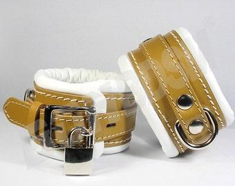 Padded bondage cuffs