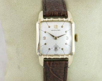 1956 Hamilton Clive Wrist Watch