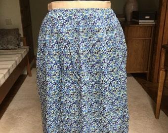 Ruby Liberty print skirt