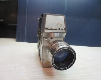 Bell & Howell Optronic Eye Autoload Duo-Speed Zoomatic Electric F/1.8 Lens