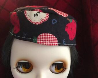 Blythe pill box hat