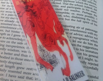 The Catcher in the Rye Bookmark w/Quote