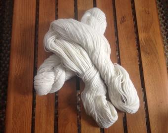 Alpaca-Angora-Rambouillet Blended Yarn