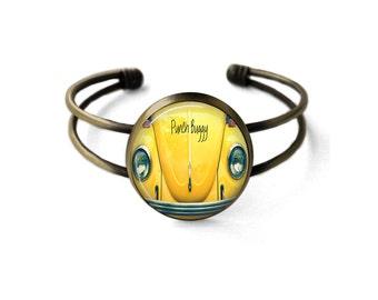 Punch Buggy Cuff Bracelet