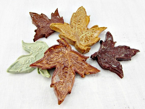 Maple Leaf Ceramic Tiles