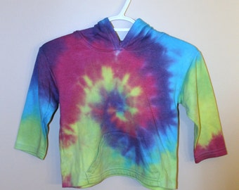 Children's Tie Dye Sweater