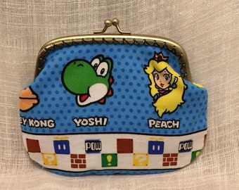 Nintendo Characters Coin Purse