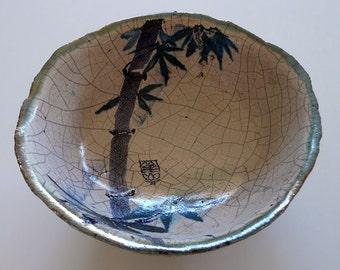 Bambu Raku Bowl X