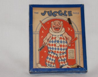 Vintage Dexterity Juggle Game