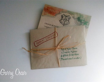 Do share Harry Potter Hogwarts acceptance letter