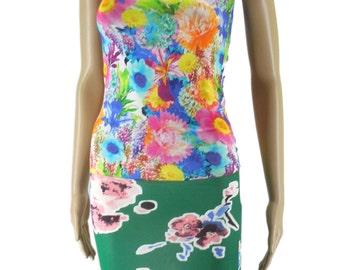 Summer Mini Dress arm free.