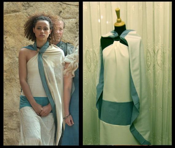 Game Of Thrones Missandei Costume | www.imgkid.com - The ... Game Of Thrones Missandei Costume