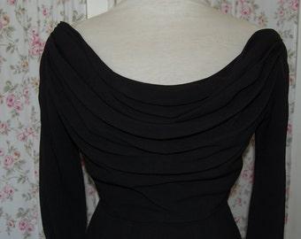 Dorothy O'Hara California 1950's dress. C-L-A-S-S-Y