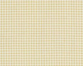 Michael Miller Fabrics - Tiny Gingham Tan - CX4834-TANX-D