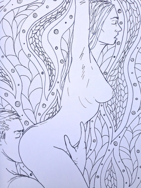 erotic coloring book eassume. grown up coloring pages grown ups ...