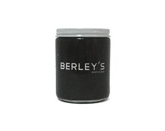 BERLEY'S Moisturizing Body Scrub | Coffee & Coconut (For Dry Skin)