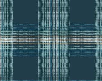 Half Yard - 1/2 Yard of Wafting Plaid Marked - DARE by Pat Bravo for Art Gallery