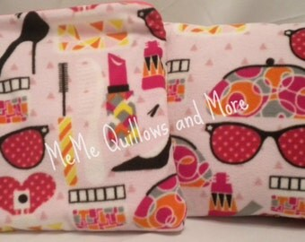 Girlie Quillow Set