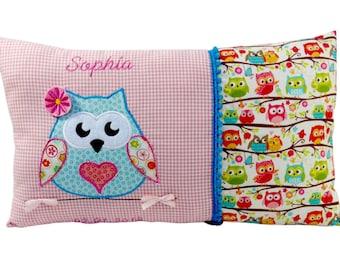 Name cushions Eule3