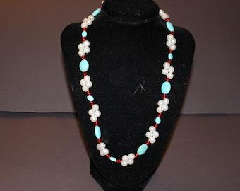 Turqoise pearls