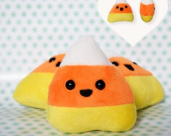 Candy Corn Plush / Stuffed Animal