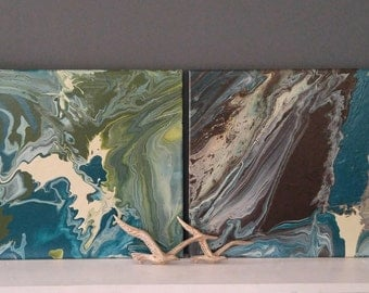 Original Abstracts -- Ebb and Flow 1&2