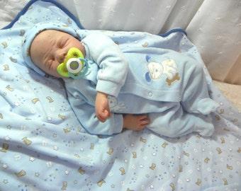 SUMMER SALE! Baby Boy - Angel -  LE #171 of 250